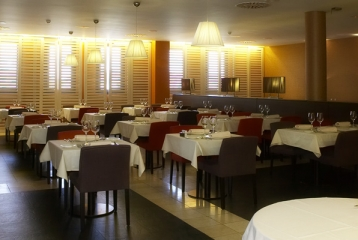 Balneario de Olmedo - Restaurante el Hontanar