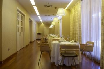 Balneario de Olmedo - Restaurante gastronómico