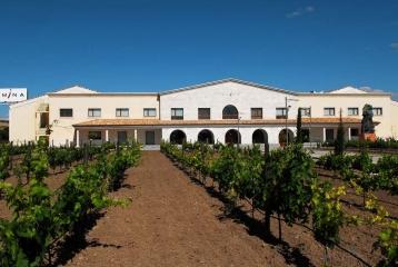 Bodega - Museo del Vino Emina Ribera - Vista general