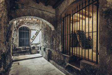 Pago de Tharsys - Cueva del siglo XIX