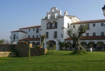 Bodegas Medina El Convento - Fachada principal