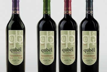 Bodega y viñedos Gosálbez Orti - Gama Qubél