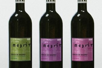 Bodega y viñedos Gosálbez Orti - Gama Mayrit