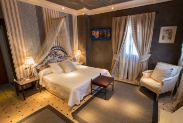Bodega-Hotel Pago de Cirsus - Habitación