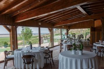 Bodega-Hotel Pago de Cirsus - Restaurante