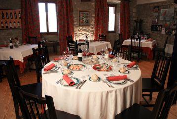 Hotel Restaurante Cosme Palacio - Salón comedor