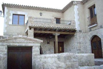 Bodegas y Viñedos Alfredo Santamaría - Vista exterior