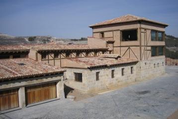 Bodega de estilo castellano situada en Peñafiel.
