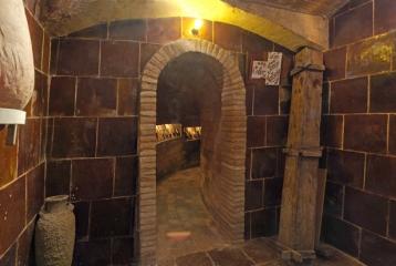 Museu del vi Els Cups - Els Cups- Celler Margalef