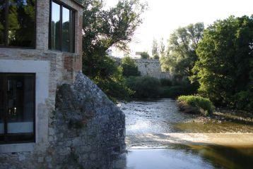Posada Real Fuente de la Aceña - Hotel sobre el rio Duero