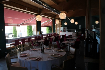 Bodegas y Viñedos Olvena - Restaurante