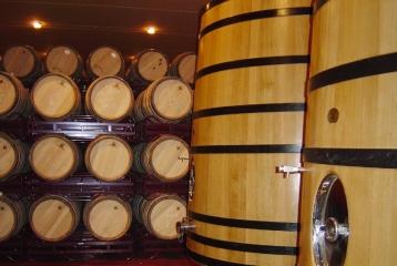 Bodegas Valdubón - Tinas de fermentación