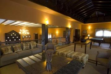 Bodegas Valdubón - Sala de estar