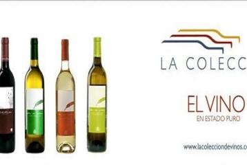 La Colección de vinos - Algunos de los vinos propios que comercializan