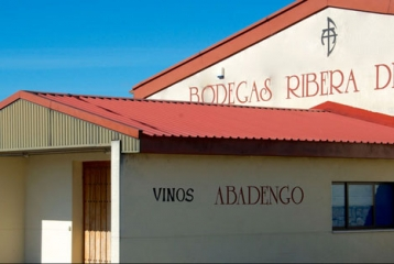 Bodegas Ribera de Pelazas - Fachada