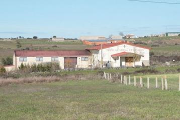 Bodegas Ribera de Pelazas - Edificio principal