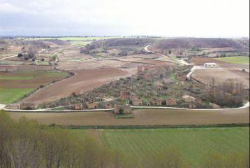 Ruta Soriana en Ribera de Duero - Otra imagen de las bodegas de Atauta