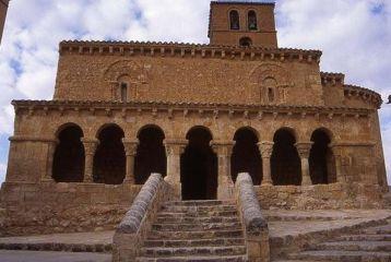 Ruta Soriana en Ribera de Duero - Iglesia románica de San Miguel, en San Esteban de Gormaz