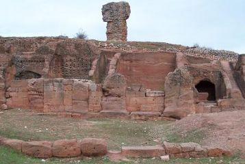 Ruta Soriana en Ribera de Duero - Yacimiento arqueológico de Tiermes