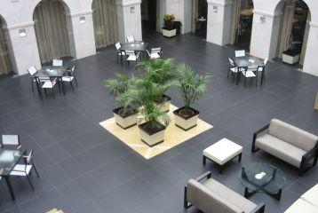 Hotel Convento San Esteban - Vista del claustro