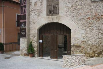 Hotel Convento San Esteban - Entrada del hotel