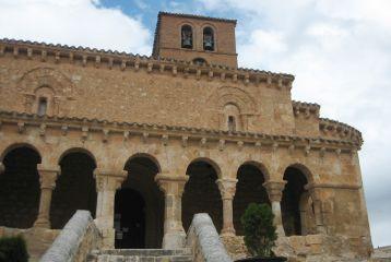 Hotel Convento San Esteban - Iglesia de San Miguel (S.XI) en San Esteban de Gormaz