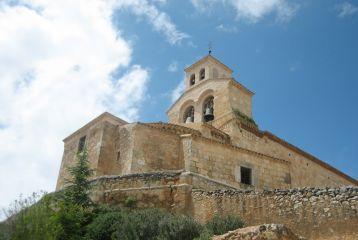 Hotel Convento San Esteban - Iglesia Ntra. Sñra. del Rivero (S.XII) en San Esteban de Gormaz
