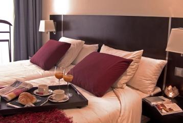 Hotel Convento San Esteban - Detalle habitación