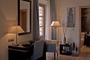 Hotel Convento San Esteban - Detalle habitación 2