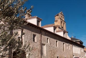 Hotel Convento San Esteban - Fachada principal