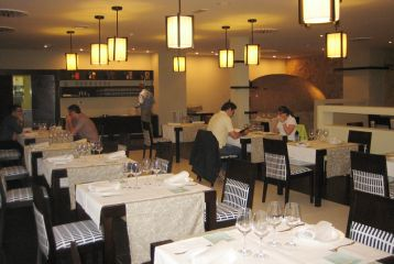 Hotel Convento San Esteban - Restaurante