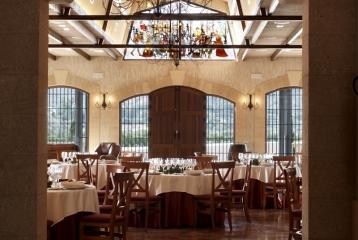 Bodegas y Viñedos Heretat de Cesilia - Restaurante