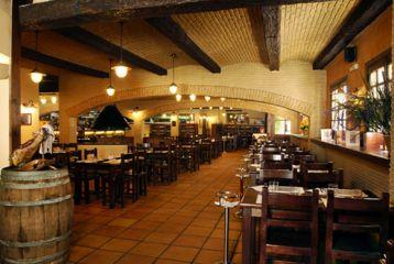 Alella Vinícola Can Jonc - Restaurante Celler Marfil.