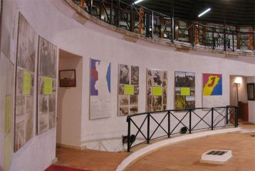 Museo de Vino - Bodega Redonda - Panorámica del museo 1