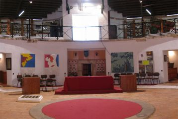 Museo de Vino - Bodega Redonda - Panorámica del museo 2