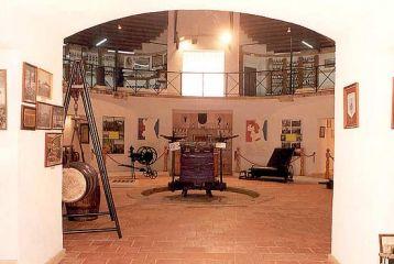 Museo de Vino - Bodega Redonda - Entrada