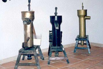 Museo de Vino - Bodega Redonda - Herramientas del XIX para la elaboración del vino