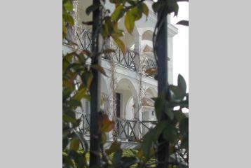 Bodegas y Viñedos Casa del Valle - Vista desde la reja
