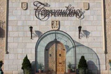 Finca Torremilanos - Entrada principal