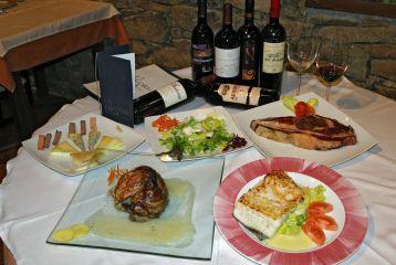 Ruta Internacional del Vino Vinduero - Muestra de la gastronomía de Arribes