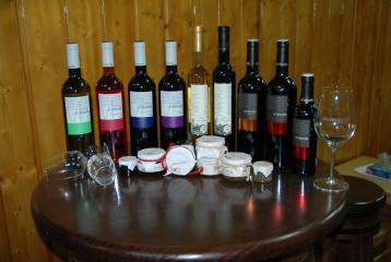 Bodegas Silvano García - Gama de vinos viñahonda y mermeladas de vino dulce Silvano García