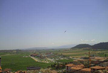 Vivanco - Vivanco desde Briones.