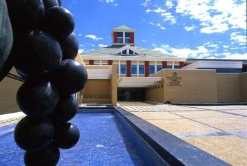 Vivanco - Entrada al Museo