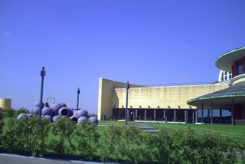 Vivanco - Terraza del Museo.