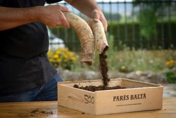 Bodegas Parés Baltà - Preparado biodinámico