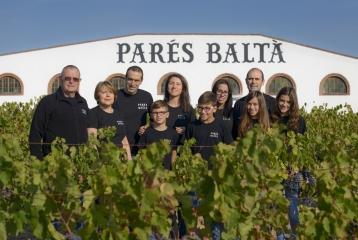 Bodegas Parés Baltà - Familia