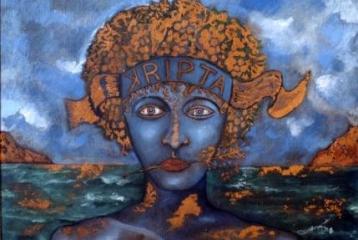 Agustí Torelló Mata - Kripta, la imagen de un cava con alma