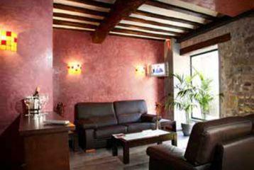 Hotel Duques de Nájera - Sala de estar