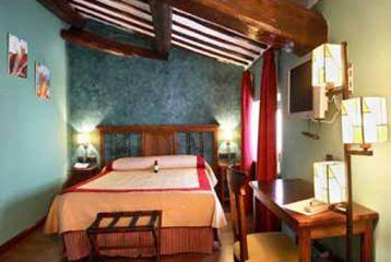 Hotel Duques de Nájera - Habitación