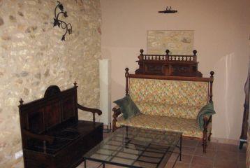 Casa Rural Mas del Estellers - Sala de estar